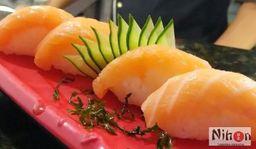 Sushi Niguiri Salmão - 6 Unidades