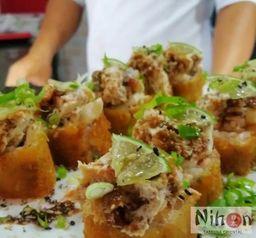 Sushi Especial Hot Nihon - 6 Unidades