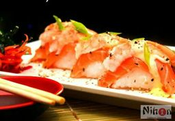 Sushi Especial Niguiri Nihon - 6 Unidades