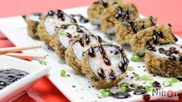 Sushi Hot Carioca Salmão - 10 Unidades