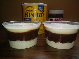 Ninho Duplo com Nutella