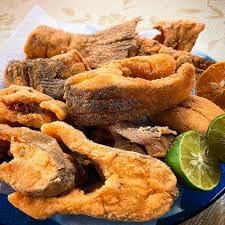 Peixe Frito Em Posta
