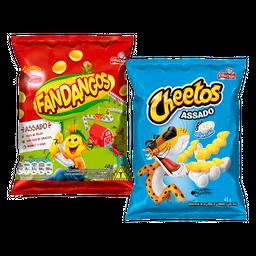Combo Cheetos + Fandangos