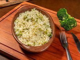 Arroz com brócolis (520g)