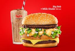 Big Bob + Milk Shake