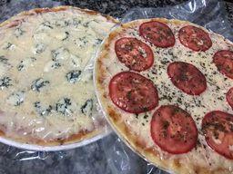 Pizza Calabrese Senza Glutine