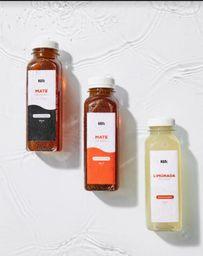 Bebidas da Casa (300ml ou 500ml)
