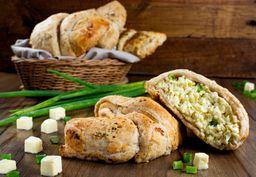 Croissant Integral Frango com Requeijão