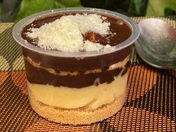Brigadeiro de Ninho com Chocolate