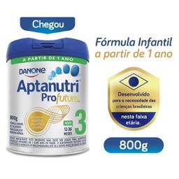 20% DESCONTO NA 2� UNIDADE Danone Fórmula Infantil Aptanutri Profutura 3
