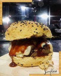 Hambúrguer Simples Gastronomia