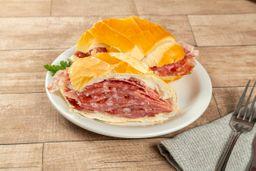 Sanduiche de Salaminho