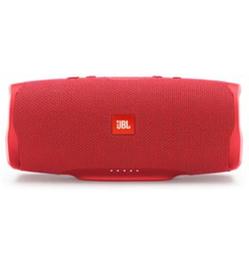 Caixa De Som Bluetooth JBL Charge4 À Prova D'Água 30 W Vermelha