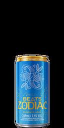 Skol Beats Cerveja Zodiac Agua