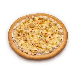 Pizza Frango Defumado Cream Cheese