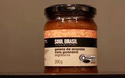 Geleia Orgânica de Acerola Soul Brasil
