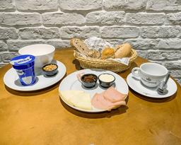 Cesta Café da Manhã Natural
