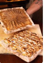 Pizza Meio a Meio Doce - Pequena