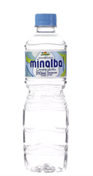 Água Mineral Minalba com Gás 310ml