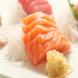Sashimi de Salmão 5