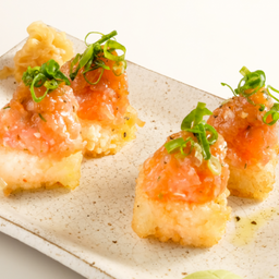 Sushi Crocante Salmão Spicy