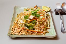 Pad Thai - Opção Vegetariana
