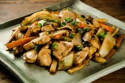 Gai Himmapon(frango com Castanha)