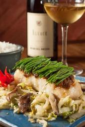Pla Nam Prik(peixe com Chili)