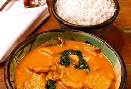 Gaeng Moo Tay Po (Porco Vermelho)