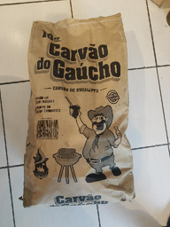 CARVÃO DO GAÚCHO 10 KG