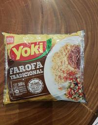 FAROFA TRADICIONAL YOKI