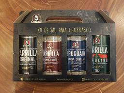 KIT DE SAL PARA CHURRASCO