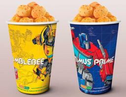 Pão de Queijo Transformers Copão