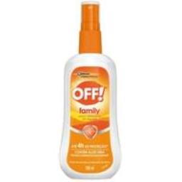 Repelente Off Family Spray