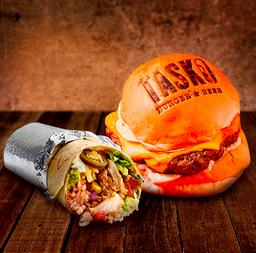 Burrito + Burger