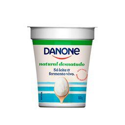 Iogurte Natural Desnatado Danone
