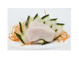 Sashimi de Peixe Branco - 10 Peças
