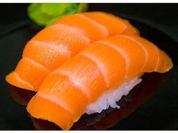 Dupla de Sushi Salmão