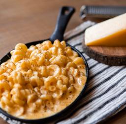 Mac N'cheese Brasileiro