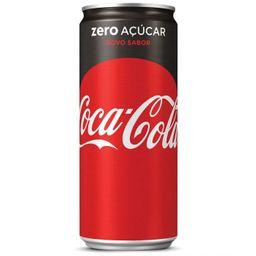 Coca-Cola Zero Açúcar - 310ml