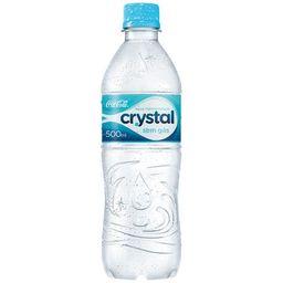 Água Mineral sem Gás - 500 ml