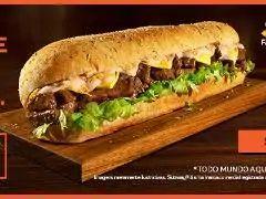 Combo Carne Supreme 30 cm