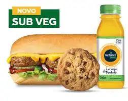Combo Sub Vegano 15cm