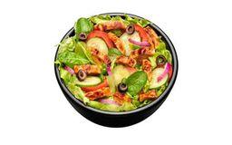 Salada de frango teriak