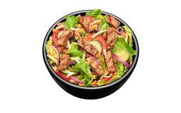 Salada de Steak de Churrasco