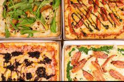Pizza Quattrata - Grande