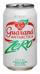 Guaraná Antarctica Zero  - Lata 350ml