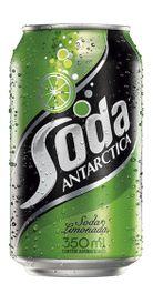 Soda Antarctica - Lata 350ml