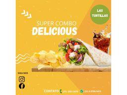 Combo Tortilla Cbc