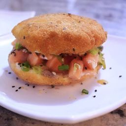 Sushi Burguer